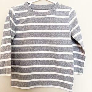 Jumping Beans Boy Long Sleeve Striped Shirt 2T